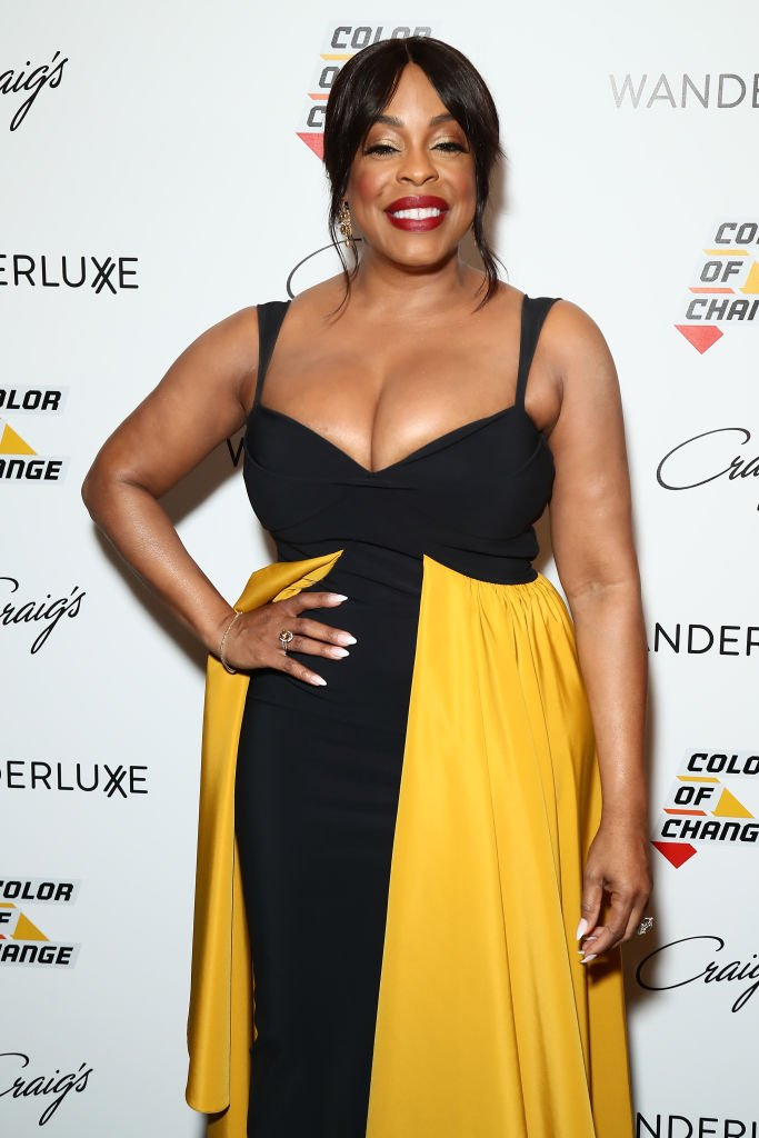 Niecy Nash attends 2019 Wanderluxxe Pre-Emmy Diversity Luncheon at Craig's Restaurant | Photo: Getty Images