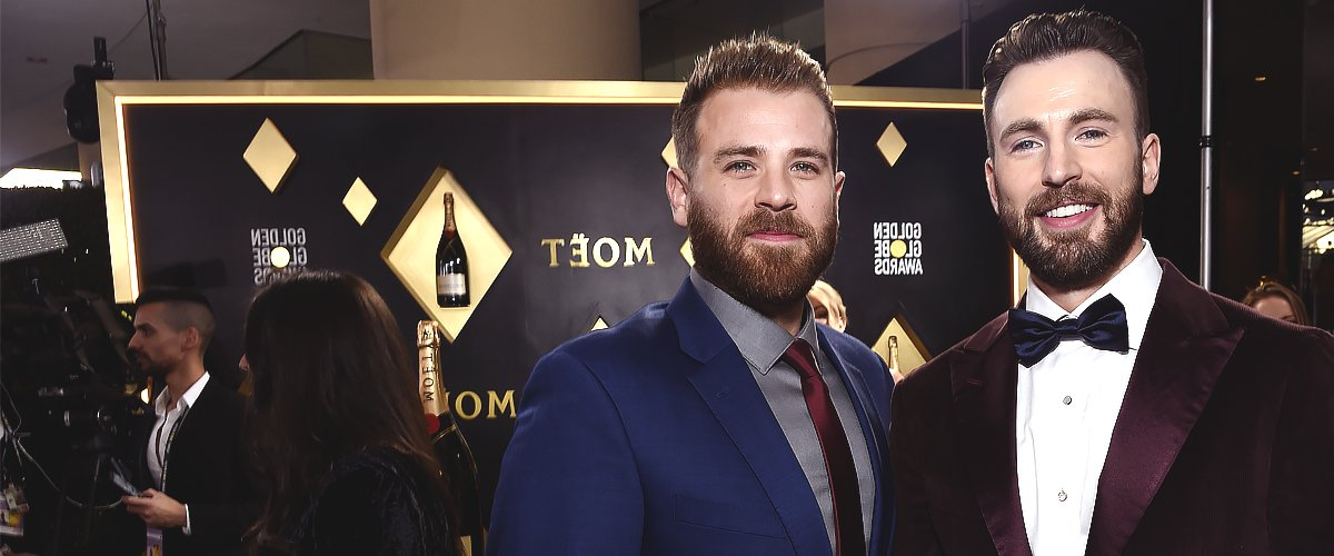 Scott Evans Is Chris Evans' Gay Younger Brother — What Is Known about the Aspiring Actor