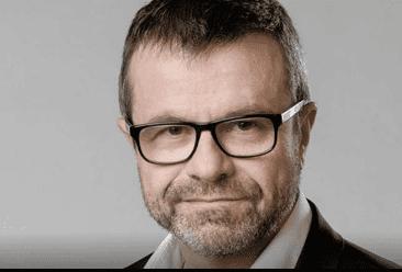 Gros plan du visage de Thierry Thuillier. | Capture d'écran de Télé 2 Semaines