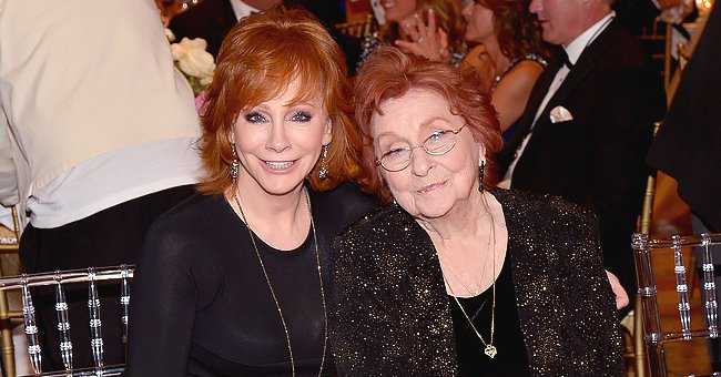 Reba McEntire Shares Throwback Photo of Her Late Mother Fishing