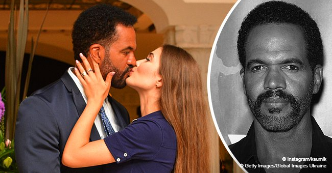 Kristoff St. John's Fiancee shares heartbreaking message following his unexpected death