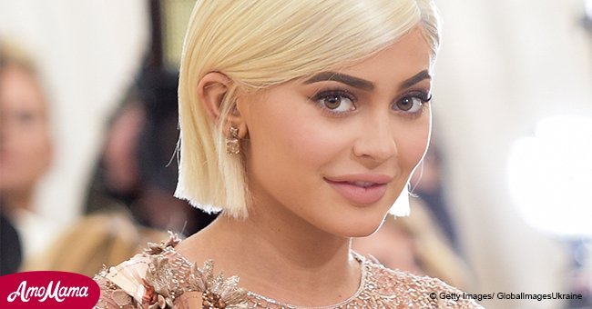 Kylie Jenner shares old snaps of herself as a toddler, revealing how beautifully she has grown