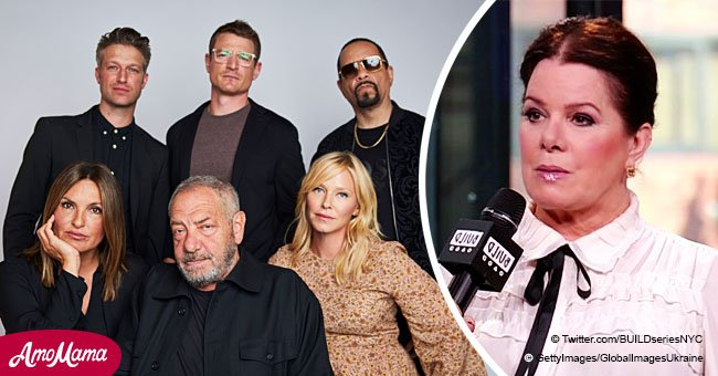 Marcia Gay Harden urges 'Law & Order: SVU' creator to 'bust' her character out of prison