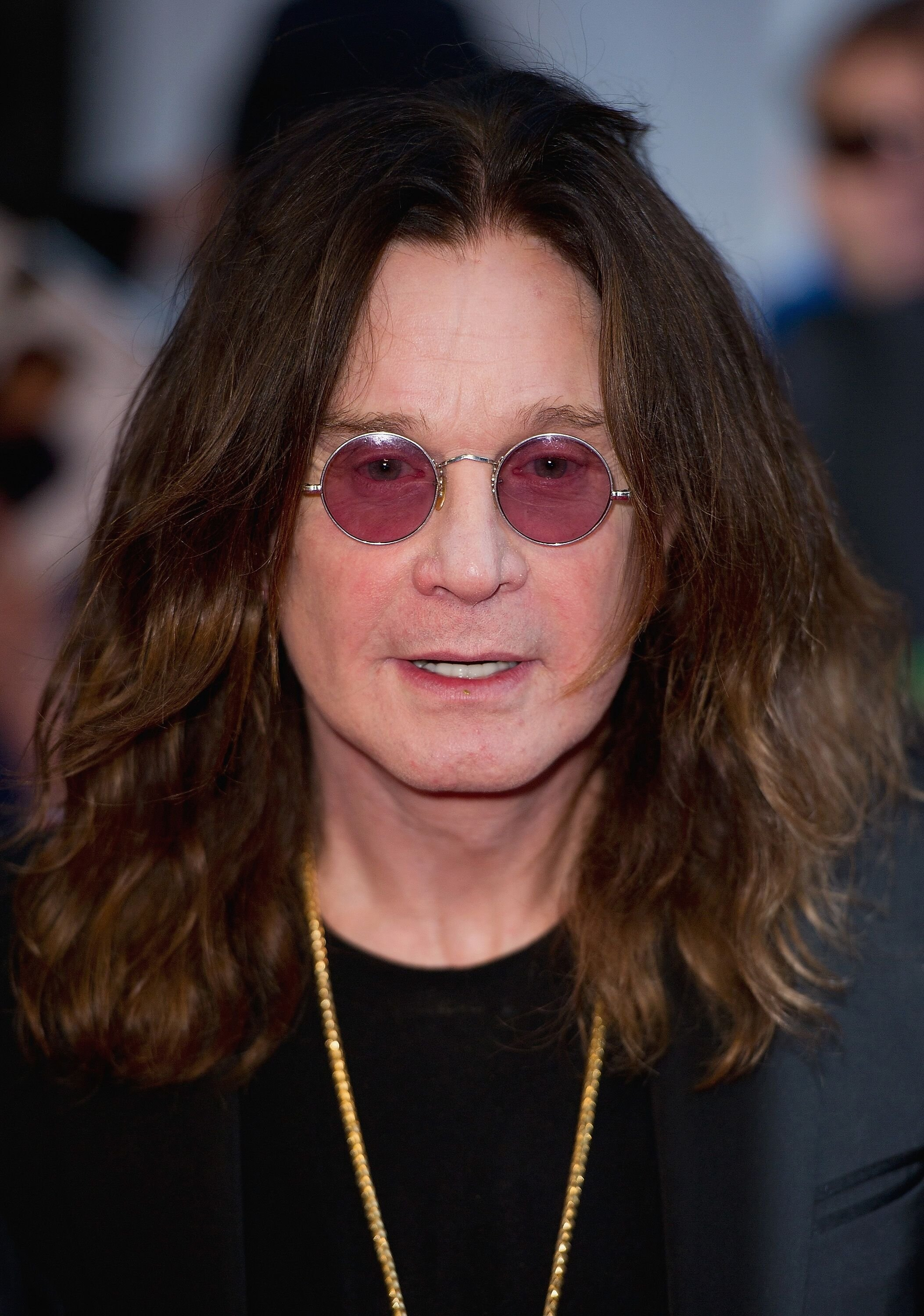 Ozzy Osbourne attends the Pride of Britain awards. | Source: Getty Images