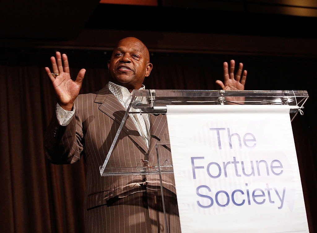 Actor/director Charles S. Dutton speaks at The Fortune Society 2013 Fall Benefit at Tribeca Rooftop on October 2, 2013 | Photo: Getty Images