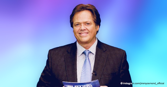 Jimmy Osmond Breaks Silence on Health Condition – He's 'Enjoying Life' after a Stroke