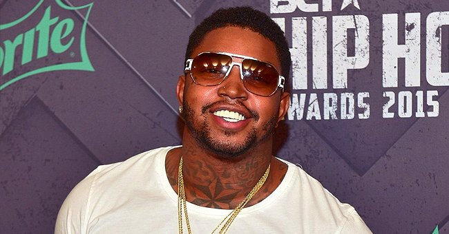 Lil Scrappy's Heavily Pregnant Wife Bambi Stuns in a Tight Pink Jumpsuit as She Goes Shopping