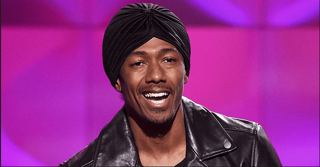 Nick Cannon's Son Golden Melts Hearts Posing in Santa Hat in Front of Christmas Tree