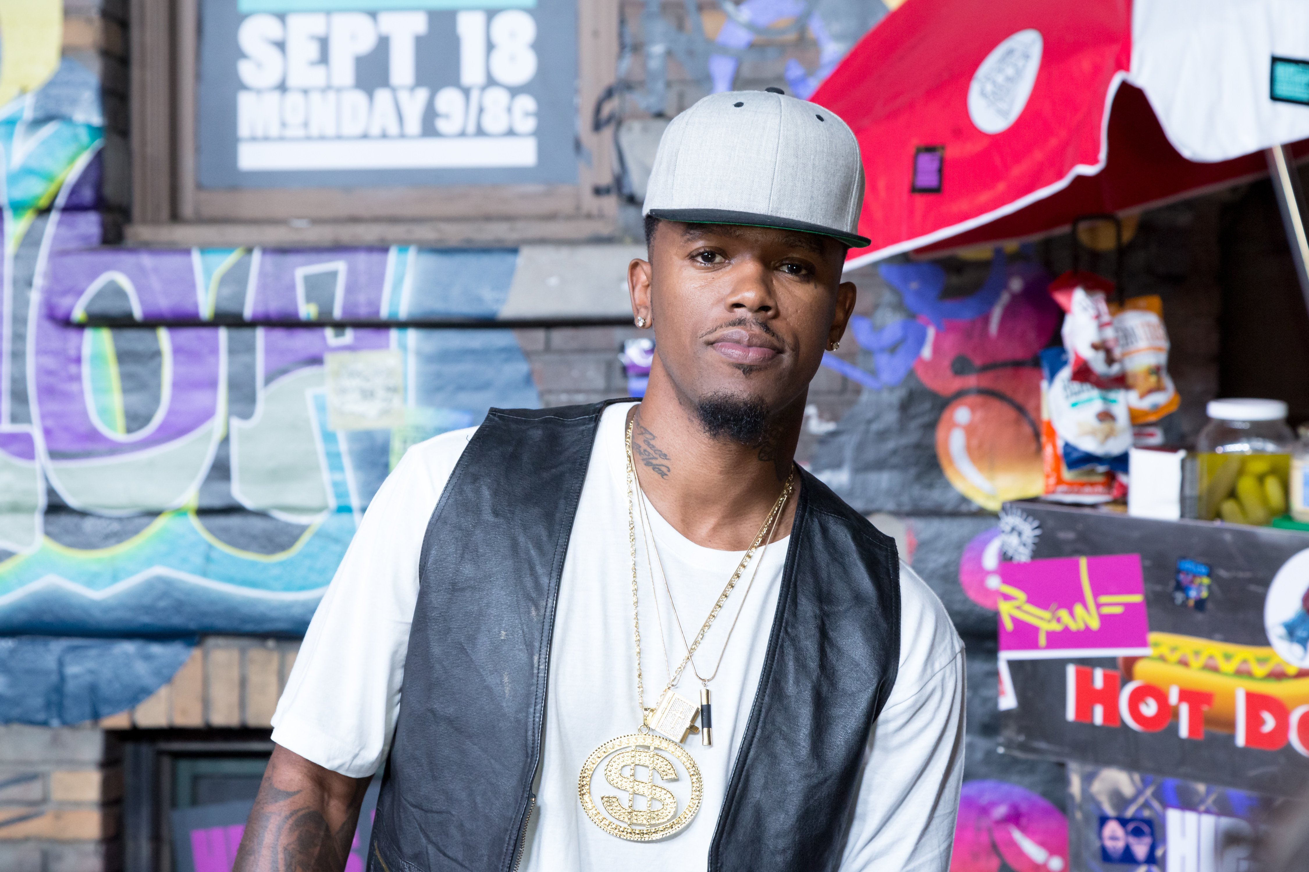 Daniel Gibson arriving at VH1's Hip Hop Honors: The 90s Game Changers in September 2017. | Photo: Getty Images
