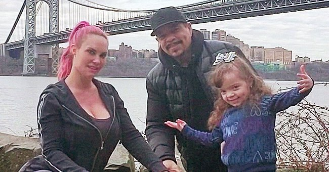 Fans Praise Coco Austin's Family as She Walks with Husband Ice-T & Daughter Chanel