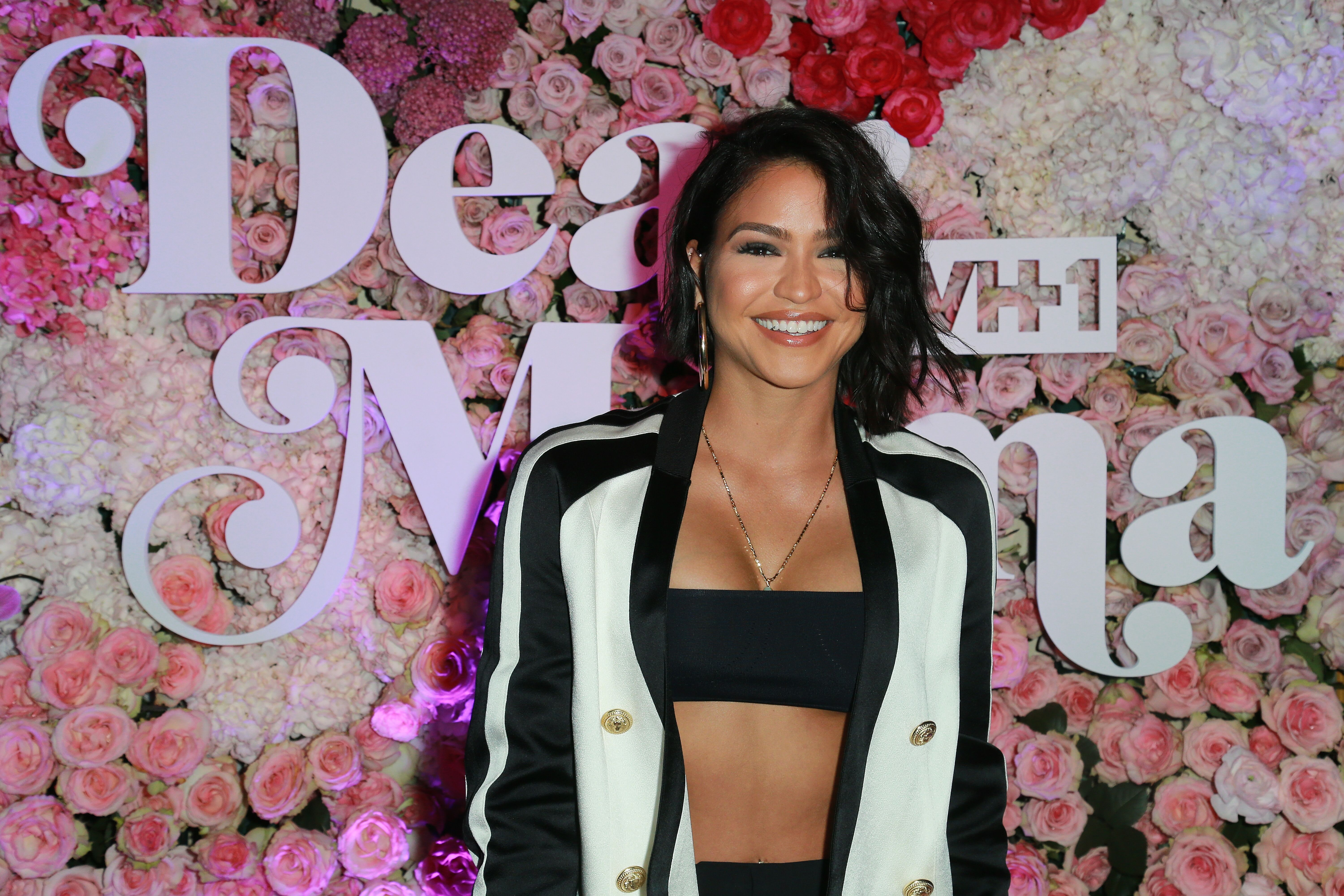 "Cassie Ventura Fine at VH1's ""Dear Mama"" premiere/ Source: Getty Images"