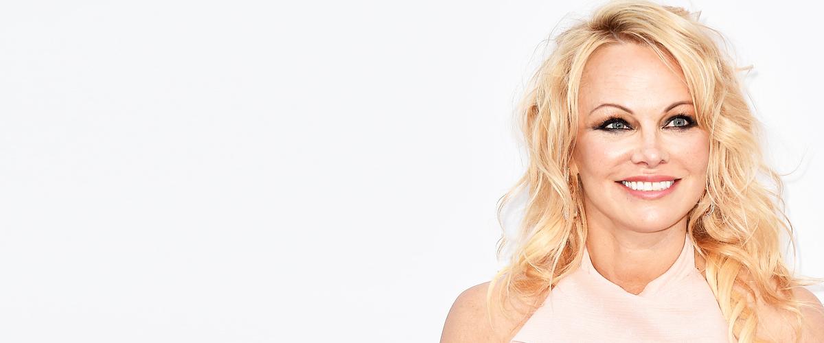 De retour aux Etats-Unis, Pamela Anderson rassure ses fans