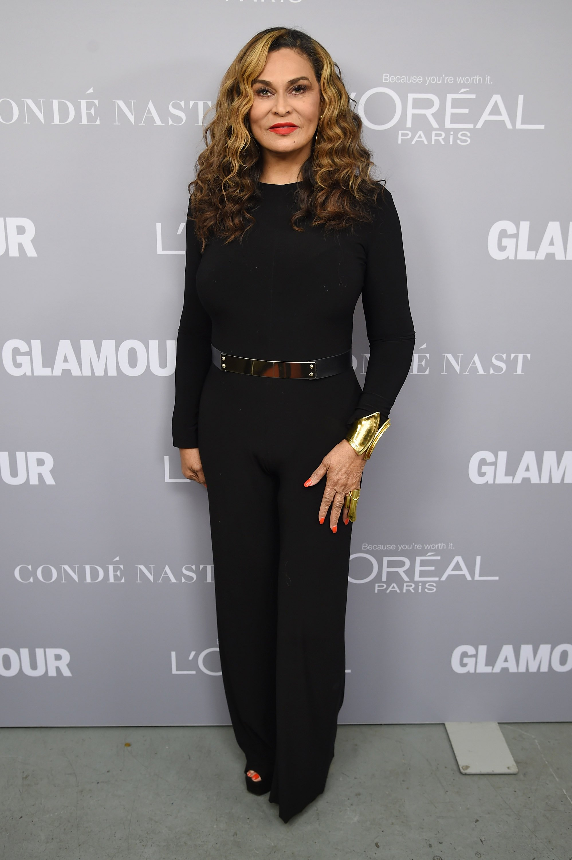 Tina Knowles attends Glamour's 2017 Women of The Year Awards show on November 13, 2017 in Brooklyn, New York | Photo: Getty Images