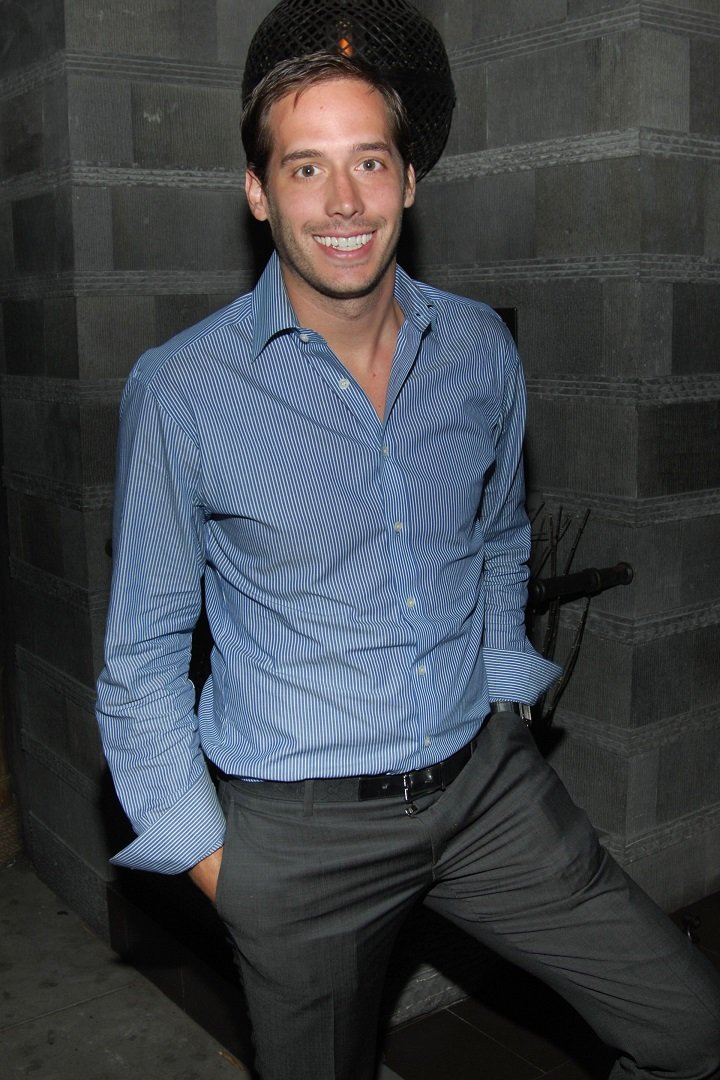Carter Reum attending Tamsin Lonsdale's The Supper Club Los Angeles Hosts Dinner Party in Beverly Hills, California, in April 2009. | Image: Getty Images.