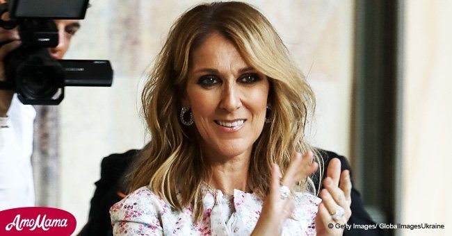 Celine Dion shares a health update after news of canceling Las Vegas shows
