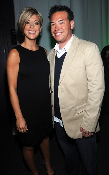 Kate Gosselin and Jon Gosselin at Lincoln Center on April 2, 2009 in New York City.   Photo: Getty Images