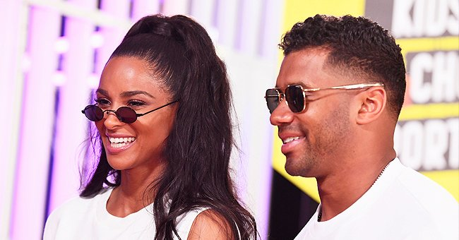 Russell Wilson Shares Pics He Took of Pregnant Wife Ciara and Their Kids for Vogue – See Them Here