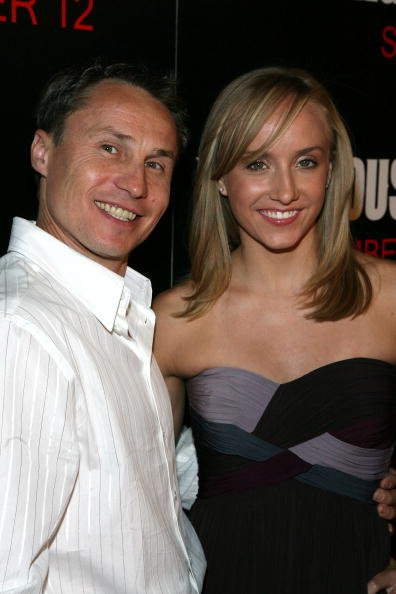 Nastia Liukin and Valeri Liukin at the The Ziegfeld on September 10, 2008 in New York City. | Photo: Getty Images