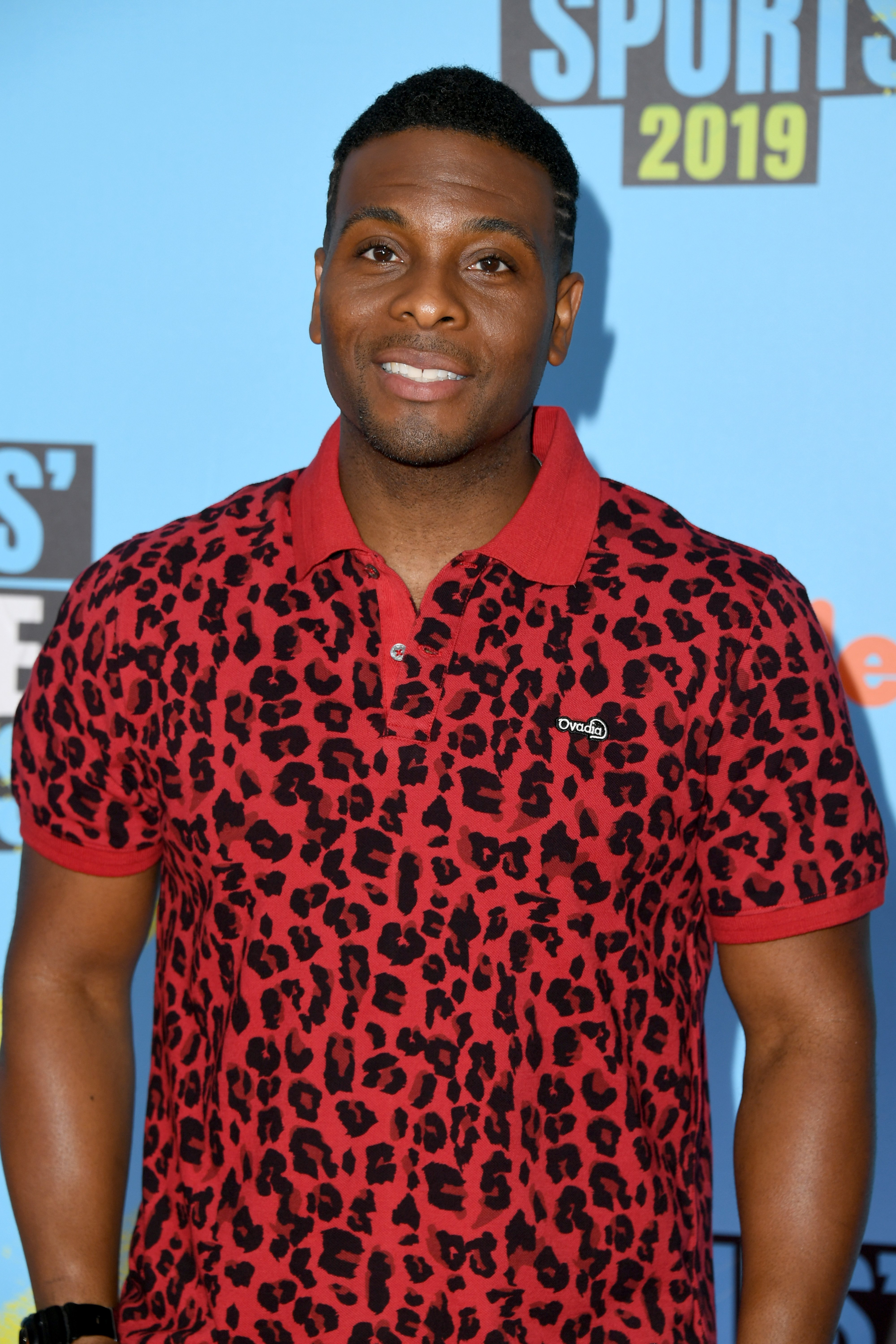 Kel Mitchell at the Nickelodeon Kids' Choice Sports 2019 at Barker Hangar on July 11, 2019 in Santa Monica, California. | Source: Getty Images