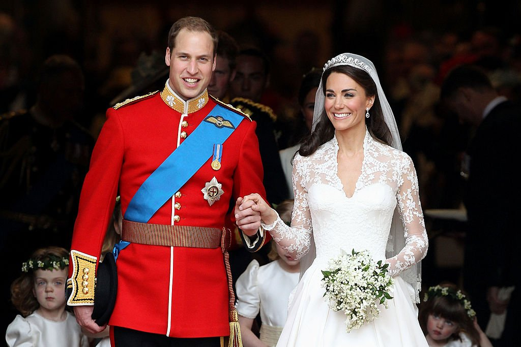 Le Prince William et Kate Middleton | photo : Getty Images