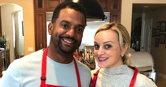 Alfonso Ribeiro's Wife Angela Celebrates 40th Birthday with an Unusual Tradition — See Video