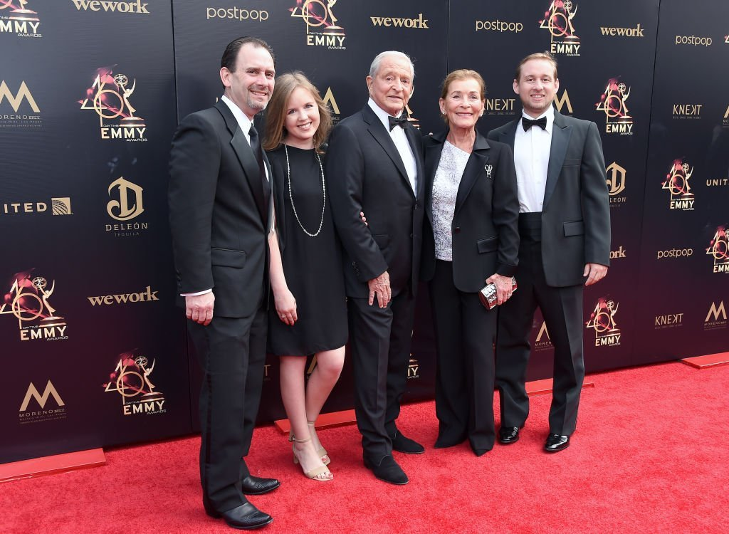 udge Judy and family attend the 46th annual Daytime Emmy Awards  | Getty Images