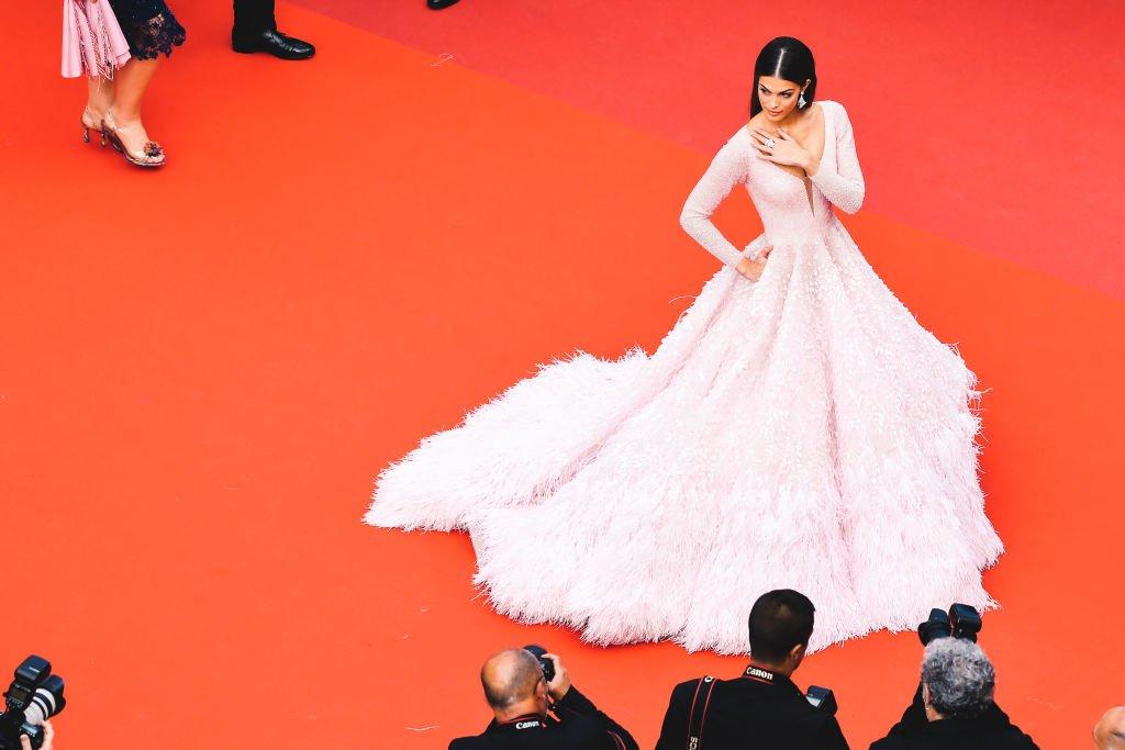Iris Mittenaere au 72ème Festival de Cannes. l Source : Getty Images