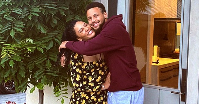 Ayesha Curry Stuns Showing off Blonde Hair as Husband Steph Comes to Her Defense against Haters
