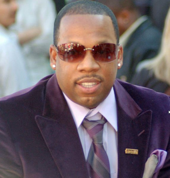 Michael Bivins at a ceremony for Boyz II Men to receive a star on the Hollywood Walk of Fame. | Source: Wikimedia Commons