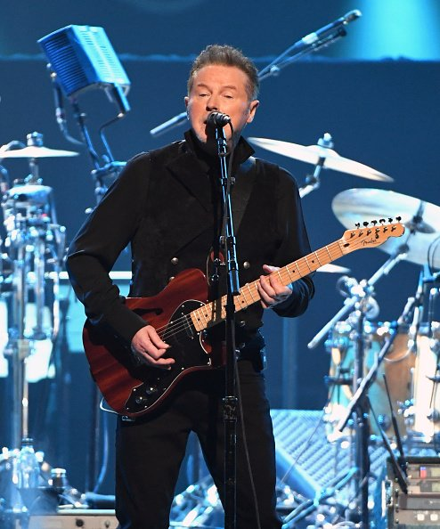 Don Henley at MGM Grand Garden Arena on September 27, 2019 in Las Vegas, Nevada. | Photo: Getty Images