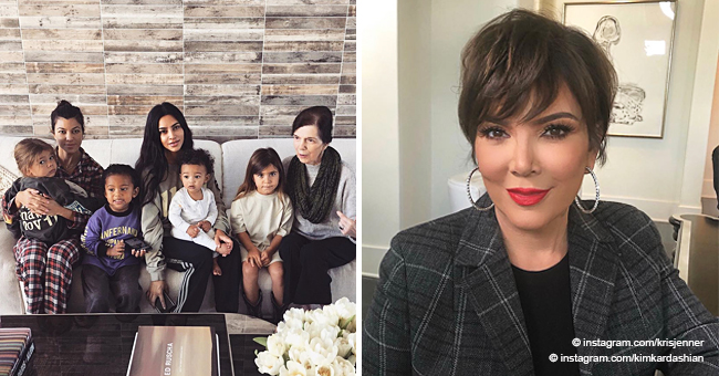 Kris Jenner Reveals Her 3-Year-Old Grandson Ended up in E.R. While in Palm Springs