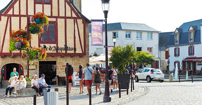 En plein épisode caniculaire, les bretons se moquent des français