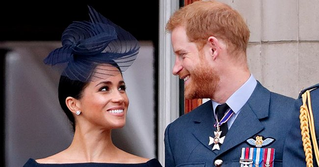 Daily Mail: Meghan Markle and Prince Harry Live in $18m Mansion Previously Owned by Tyler Perry