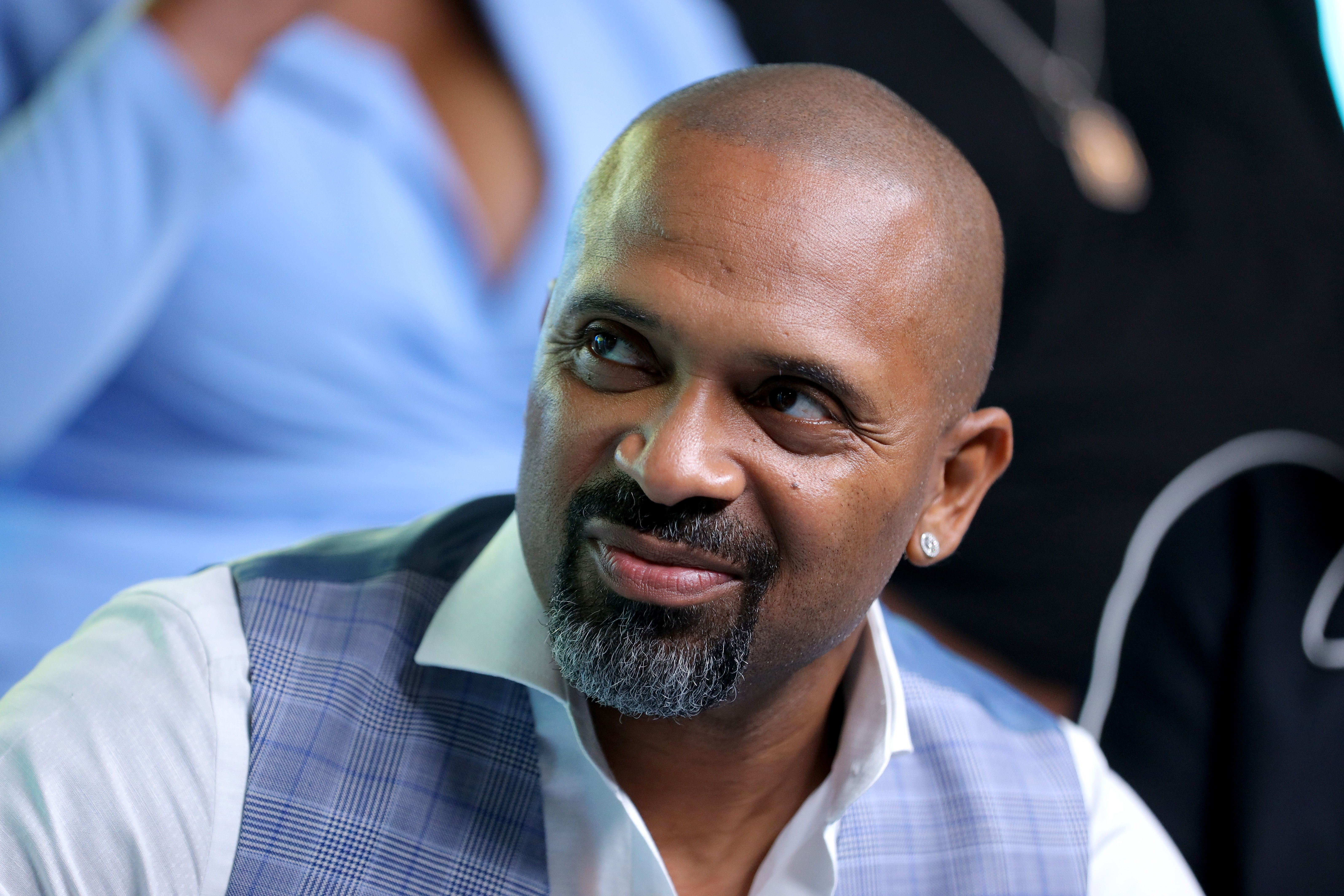 Mike Epps pictured at The IMDb Studio Presented By Intuit QuickBooks at Toronto 2019 on September 07, 2019 in Toronto, Canada. | Source: Getty Images