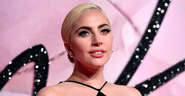 Lady Gaga Shared Cute Selfie with Her New Man Michael Polansky on Valentine's Day