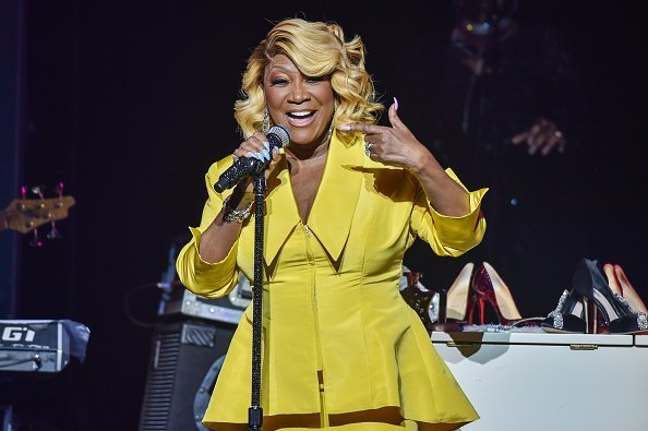 Singer Patti LaBelle at The Soundboard, Motor City Casino on October 20, 2019 | Photo: Getty Images