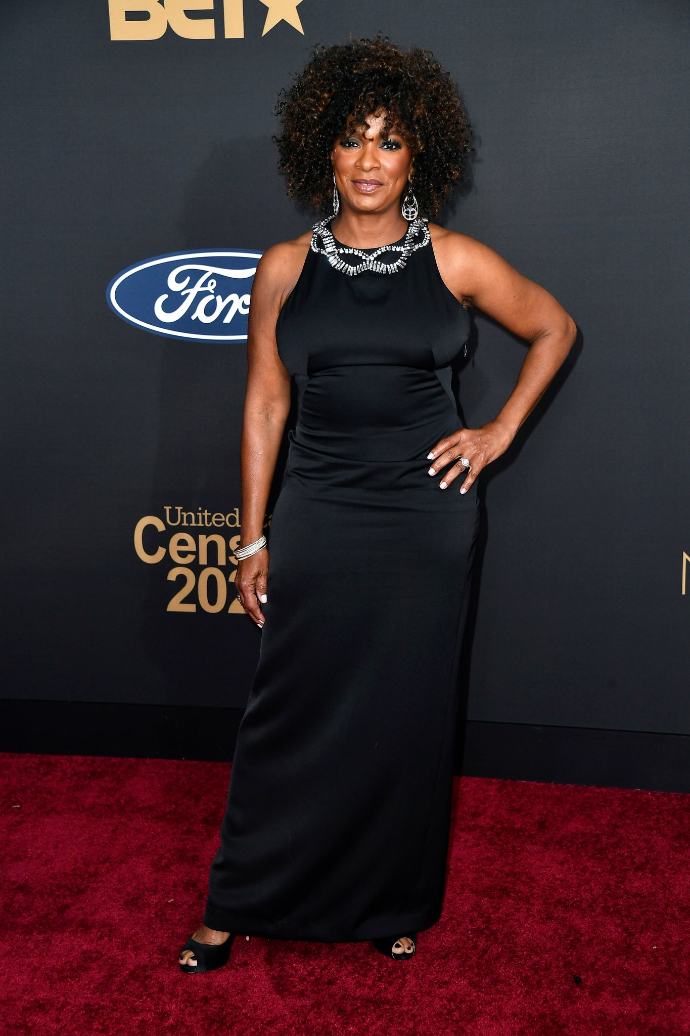 Vanessa Bell Calloway at the 51st NAACP Image Awards, Presented by BET, at Pasadena Civic Auditorium on February 22, 2020 in Pasadena, California | Photo: Getty Images