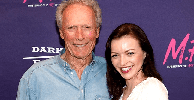 Clint Eastwood's Daughter Francesca Shares Pic with Her Son Titan