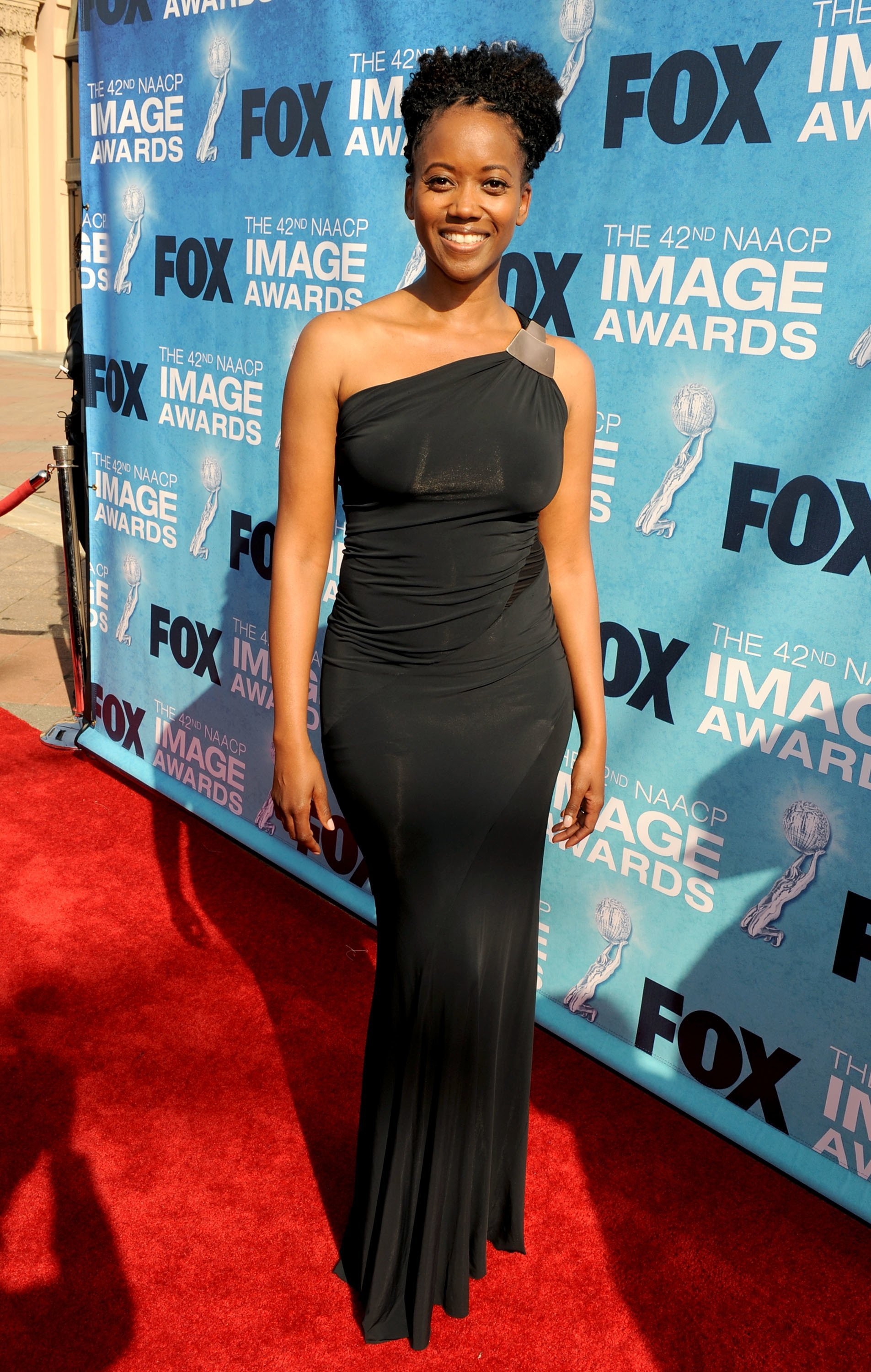 Erika Alexander attends the 42nd NAACP Image Awards | Source: Getty Images/GlobalImagesUkraine