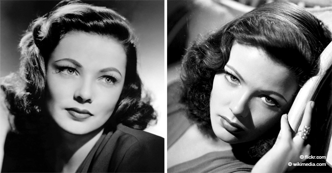 The Story behind the Tragic Life of Actress Gene Tierney