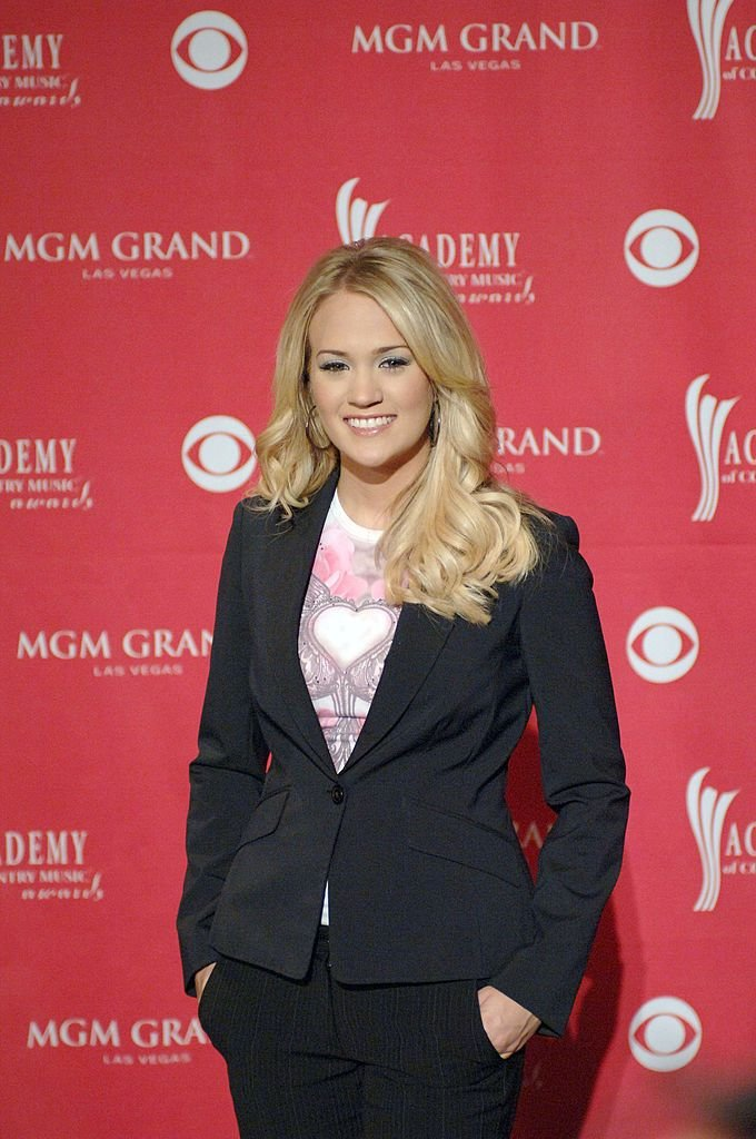 Carrie Underwood during 41st Annual Academy of Country Music Awards - Nominees Press Conference at the Country Music Hall of Fame in Nashville, Tennessee | Photo: Tim Jackson/WireImage/Getty Images