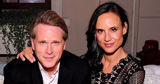 Cary Elwes' Wife of 19 Years Lisa Marie Shared Photo of Herself in a Tight Black Dress