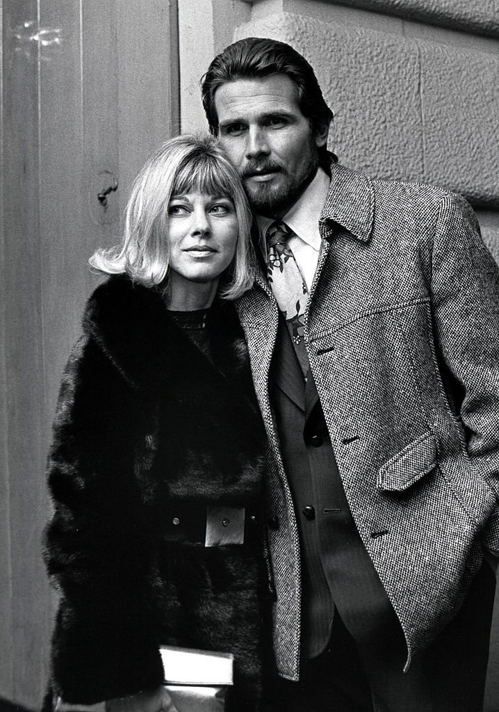 James Brolin during James Brolin and Jane Cameron Agee at The Copacabana in New York City - March 1, 1971 | Photo: GettyImages
