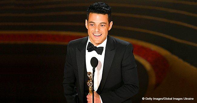 """Oscar 2019 : l'acteur qui a remporté le prix du meilleur acteur pour son rôle dans """"Bohemian Rhapsody"""" est tombé de scène"""