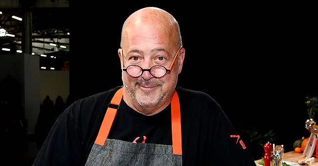 See the Powerful Ad That Celebrity Chef Andrew Zimmern Worked on with Morgan Freeman –– What Is It For?