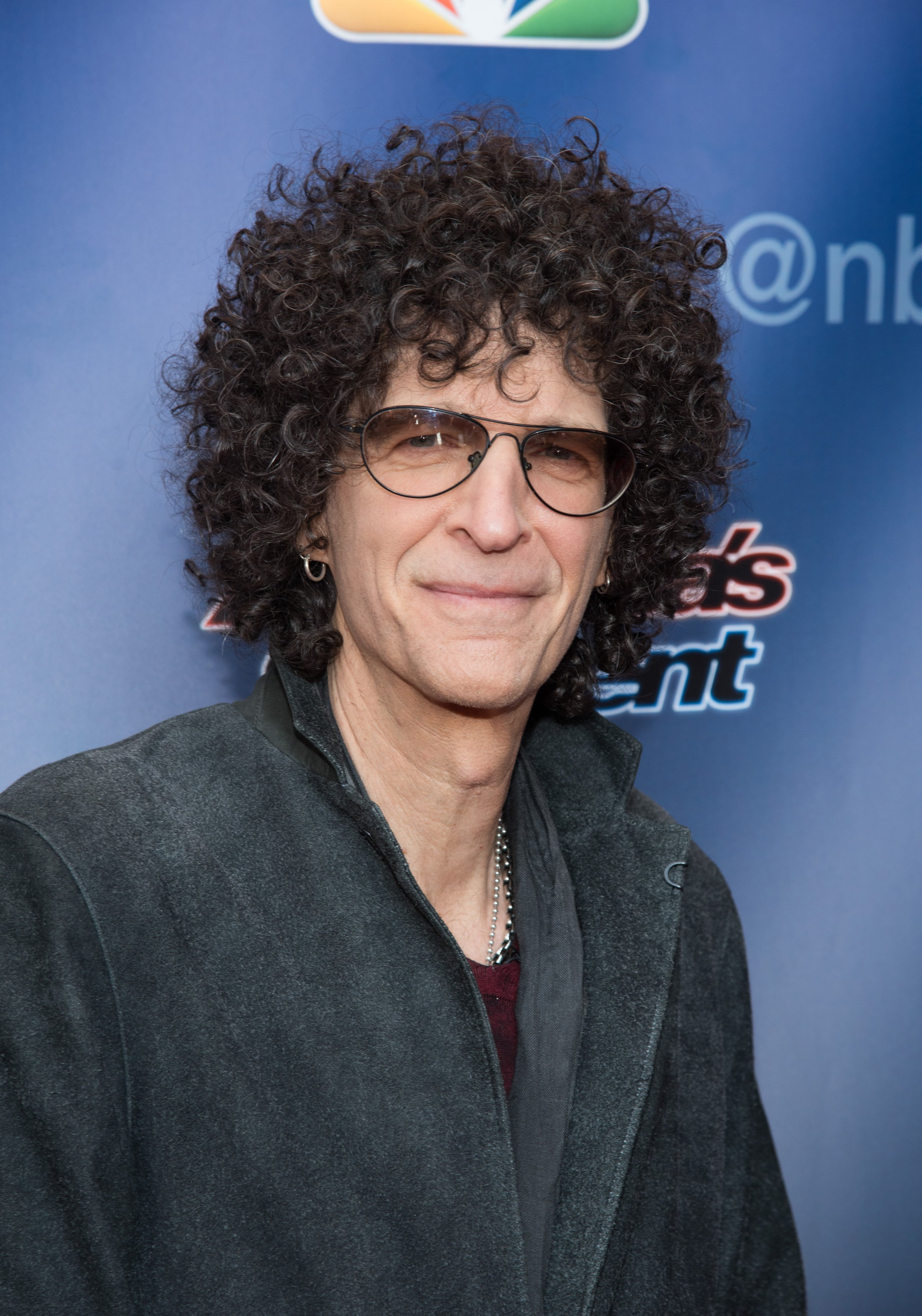 """Howard Stern arrives at the """"America's Got Talent"""" Season 10 Red Carpet Event at New Jersey Performing Arts Center on March 2, 2015. 