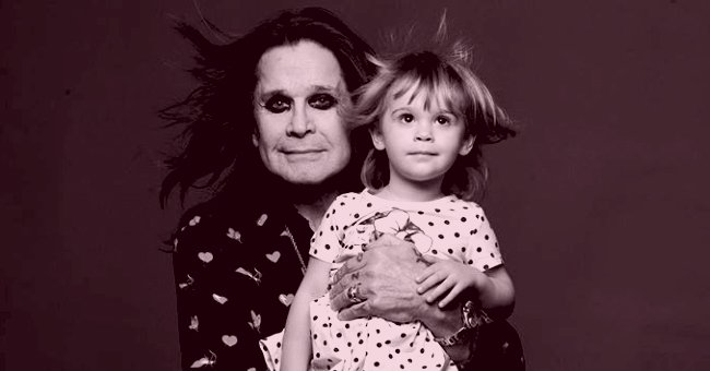 Ozzy Osbourne's Son Jack Posts Photo with His Daughters Pearl & Andy and Fans Say They Look like Grandpa
