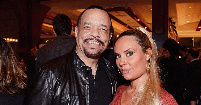 Coco Austin & Ice-T's Daughter Chanel Shows off Her Flexibility Posing in an Adorable Photo