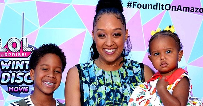 Tia Mowry Says Daughter Cairo Is a Nice Girl despite the Faces She Gives in Photos