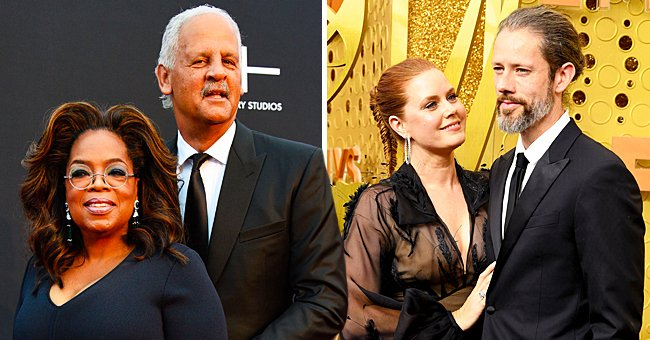 Top 5 Longest Celebrity Engagements — Oprah Winfrey, Amy Adams and Others